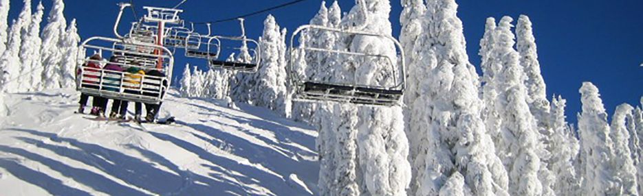 Mt. Washington ski resort