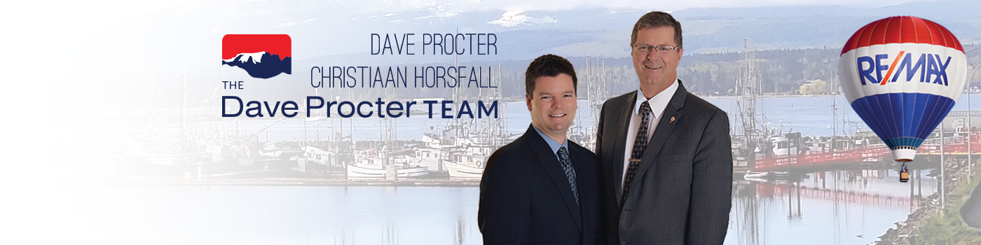 The Dave Procter Team, Comox Valley